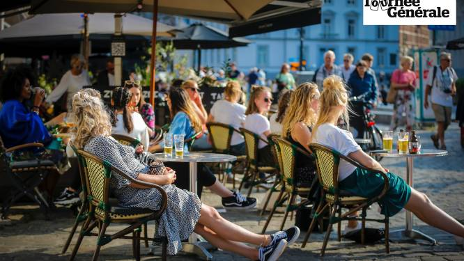 Zo vermijd je zaterdag boetes in Gent: weer op terras gaan in 11 regels