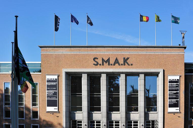 S.M.A.K. Beeld belgaimage