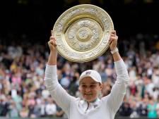 Ashleigh Barty s'adjuge son deuxième titre du Grand Chelem à Wimbledon