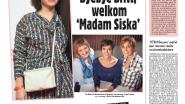 Byebye Britt, welkom 'Madam Siska'