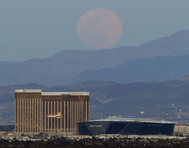 Las Vegas (Verenigde Staten) Beeld AFP