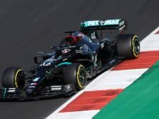 Nouvelle pole pour Lewis Hamilton au Portugal