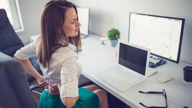 Back to work: zo maak je komaf met rug- en nekklachten