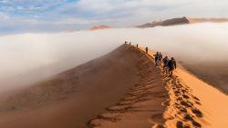 Oneindige woestijnvlaktes, een 'Duitser dan Duits' stadje en kajakken tussen de zeeleeuwen: Namibië is meer dan safari