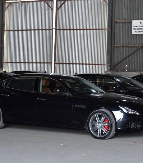 De regering van dit arme land kocht 40 Maserati's en drie Bentley's voor eenmalige topontmoeting