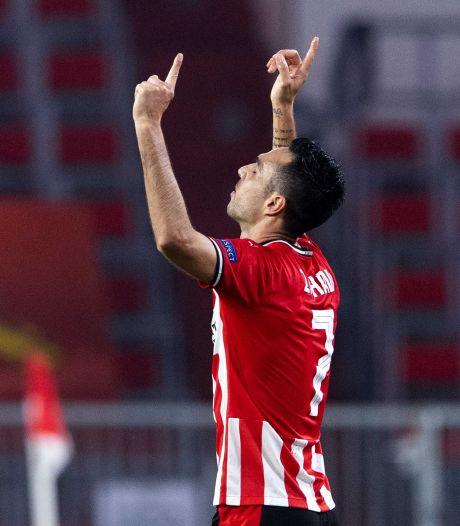 PSV moet tegen Ajax weer opkrabbelen na voorlopig gestrande jacht op top-32 van Europa