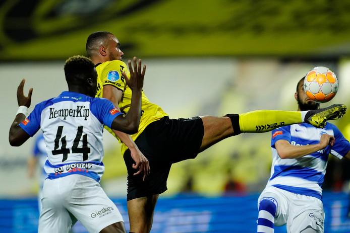 De Graafschap verloor met 4-1 van VVV-Venlo.