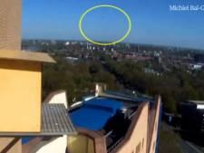 Rarissime: une possible météorite filmée en plein jour aux Pays-Bas