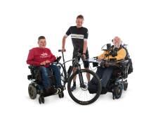 Rob gaat in zeven dagen 700 kilometer fietsen voor Duchenne: 'Ik zal best zere billen krijgen'