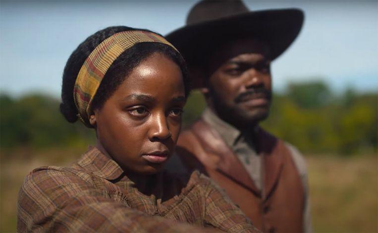 The Underground Railroad Beeld Amazon Prime