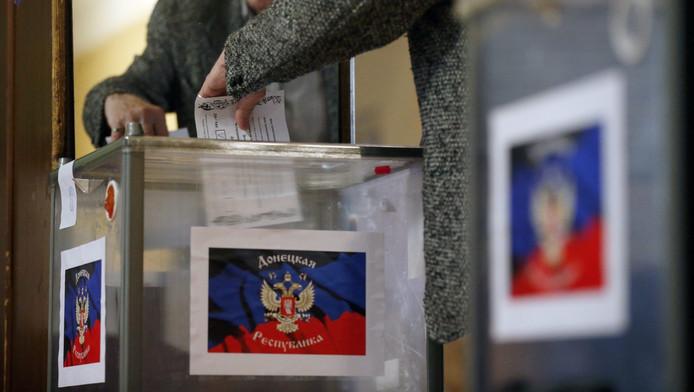 Référendum dans l'est de l'Ukraine