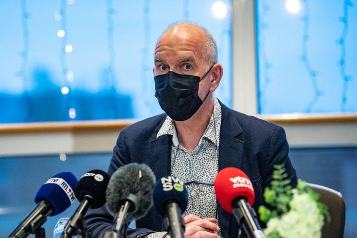 Le biostatisticien Geert Molenberghs