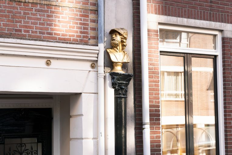 Anna van den Vondelstraat. Beeld Frankey