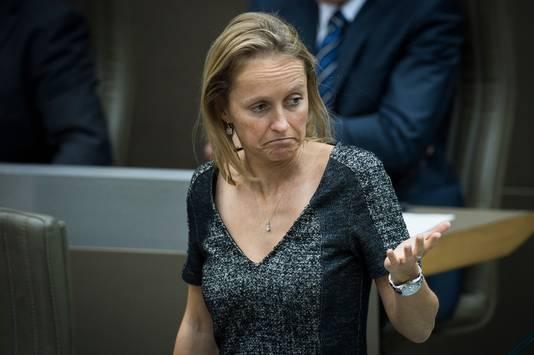 Annick De Ridder (N-VA).