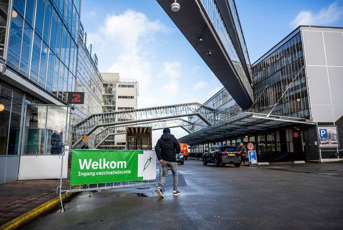 De Van Nellefabriek is de grootste priklocatie van de Rotterdamse regio.