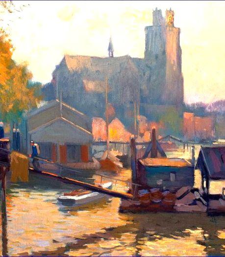 De visvlotten in Dordrecht zijn weg, maar ze hebben een diepe indruk achtergelaten