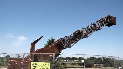 Vijf vandalen die Vlooybergtoren in brand staken opgepakt