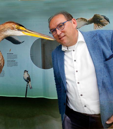 Het nieuwe Vogeltheater wordt de entree van Kinderdijk: 'Het gebied kent een grote biodiversiteit'