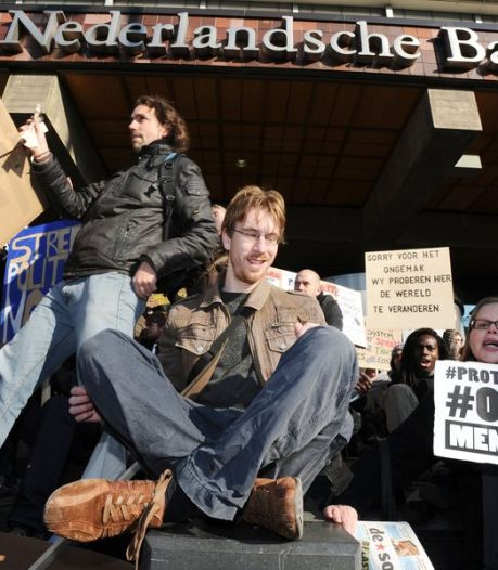Occupy niet onder de indruk van akkoord