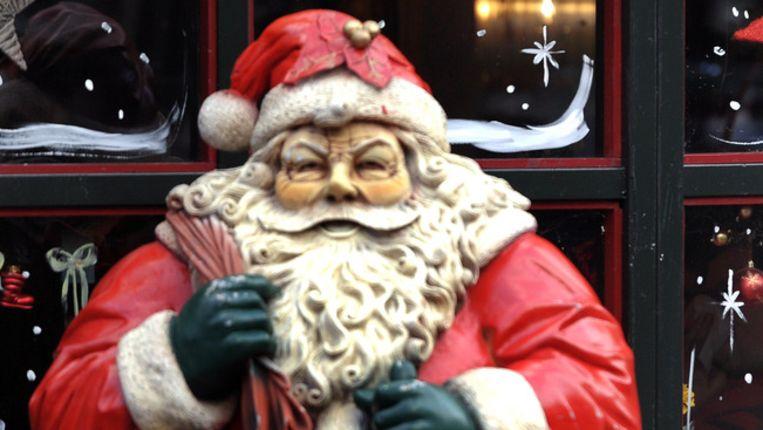 De kerstman. Beeld ANP