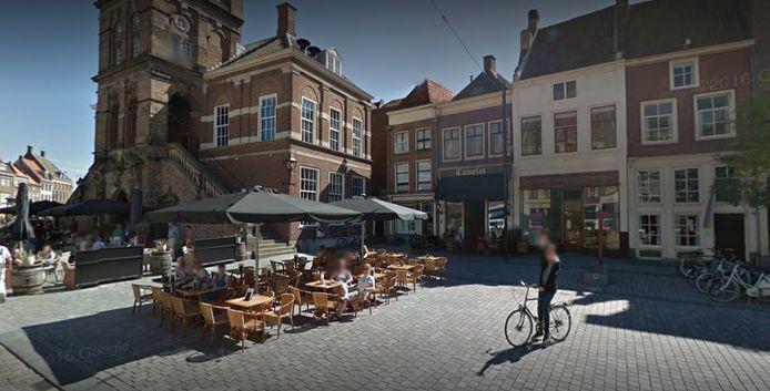 Café Camelot in Zutphen.