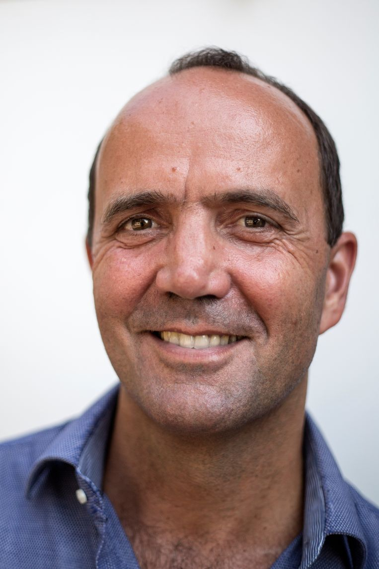 Radicaliseringsexpert Leon Meijs. Beeld