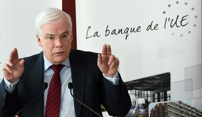 Oud-vicevoorzitter van de Europese Investeringsbank Pim Van Ballekom. 'Dit is niet serieus meer te noemen.' Beeld BELGA