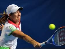 """Justine Henin: """"Je n'ai pas joué mon meilleur tennis"""""""