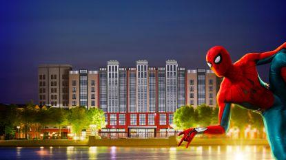Disneyland Paris stelt opening allereerste Marvel-hotel uit