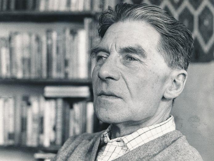 A. den Doolaard, pseudoniem van Cornelis Johannes George (Bob) Spoelstra jr.. Nederlands schrijver.