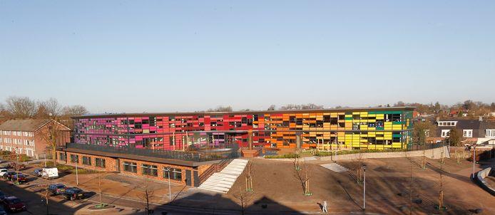 Wijkcentrum Westwijzer in Helmond-West.