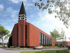 Zo ziet de nieuwe kerk in IJsselmuiden eruit