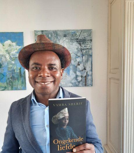 Schrijver Vamba Sherif: 'We moeten samen blijven strijden voor onze vrijheid, we zijn er nog niet'