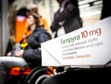 Veelbesproken MS-middel Fampyra komt in basispakket