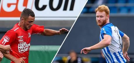 Thomassen en Van der Sande stoken derbyvuurtje op: 'Een pilske kan ik wel afgeven'