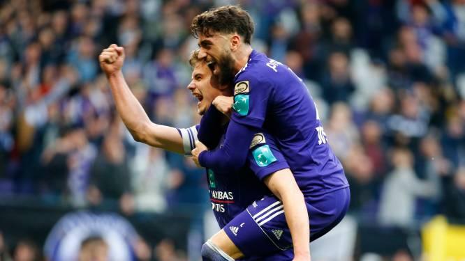 VIDEO: Teodorczyk kopt Anderlecht naar cruciale zege in klassieker tegen Club