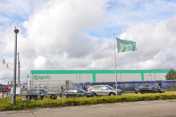 Signify, de nieuwe naam van Philips in Turnhout