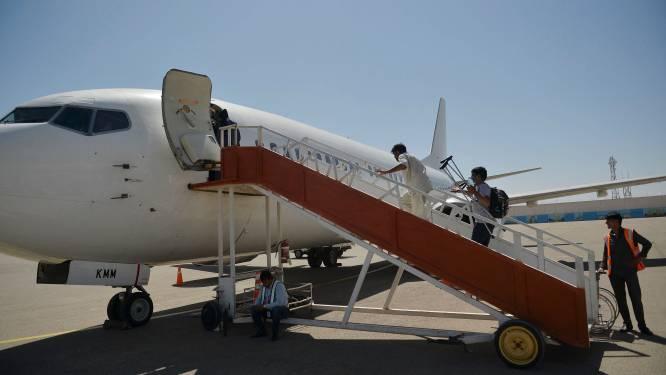 Taliban willen dat internationale lijnvluchten naar Afghanistan worden hervat