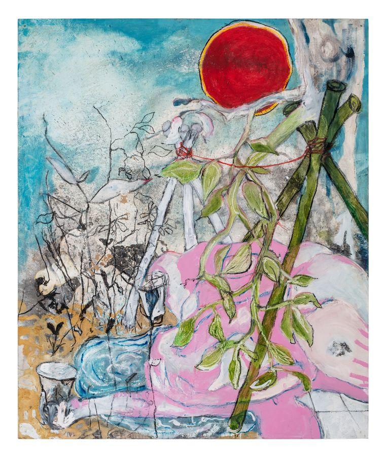 Joran van Soest, Untitled, 2021. Beeld Jonathan de Waart