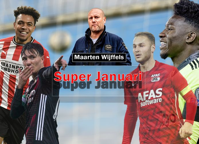 Maarten Wijffels over Super Januari.
