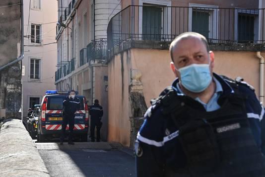 Le corps d'Aurélie Vaquier a été retrouvé au domicile du couple, à Bedarieux