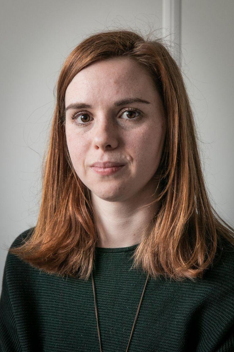 Jenny Gretz (23) Beeld Dingena Mol