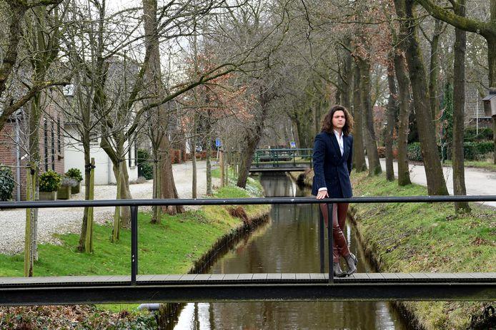 Sem Rozendaal uit 's Gravenmoer, eerder bekroond tot de Strot van Oosterhout, doet mee met The Voice.