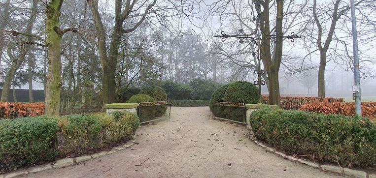 Het Heilig Bloedpark of ook wel Rozenkranspark zal verdwijnen.