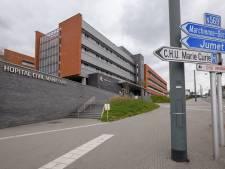 Le CHU de Charleroi utilise les moyens du bord pour ne manquer de rien
