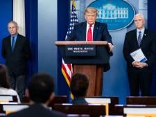 """Trump vante le succès de ses points de presse: """"Les audiences sont si bonnes que les médias deviennent fous"""""""