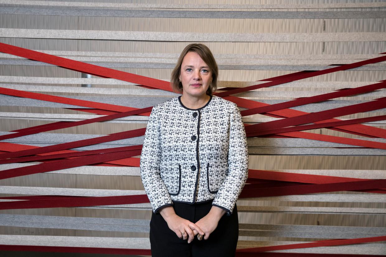 Edith Hooge, voorzitter Onderwijsraad.