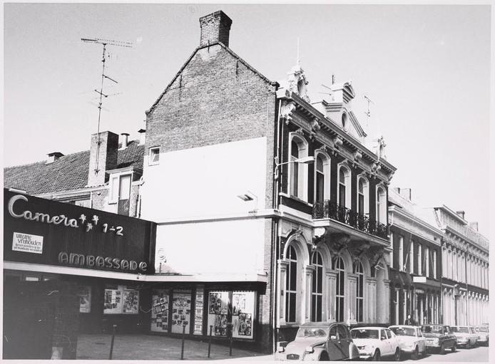 De bios in 1980. Foto Regionaal Archief Tilburg
