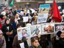 Arrestations préventives de manifestants par la police d'Anvers
