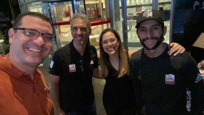 Eindelijk naar huis: Gaviria is genezen van coronavirus en mag UAE verlaten na maand quarantaine